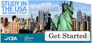 International F1 visa and I20 English schools and classes in USA