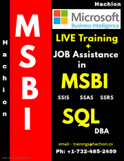 MSBI LIVE ONLINE TRAININGS